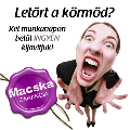 Lila Macska műköröm szalon